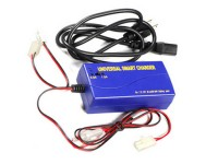 TSD Universal Smart Charger 7.2-12V for NiCad & NiMH batteries