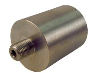 Air Venturi Long 300 DIN Fitting, Male 1/8 inch BSPP Threads