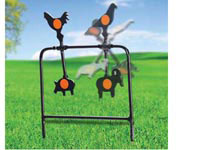 Gamo Airguns, Ammo, and Access Gamo Plinking Target, 4 Spinners