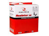 Radians Foam Earplugs, 200 Pairs, NRR 32