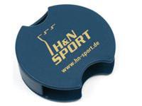 Haendler & Natermann Spill-Proof Pellet Box, Securely Holds H&N Tins