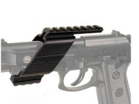 Swiss Arms Universal Pistol Tactical Weaver/Picatinny Rail, Metal