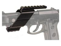 Swiss Arms Universal Pistol Tactical Weaver/Picatinny Rail, Metal