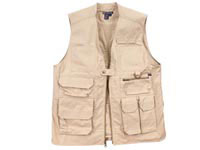 5.11 Tactical TacLite Pro Vest, Khaki, Medium