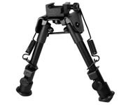 UTG Tactical OP Bipod, SWAT/Combat Profile, Telescoping & Folding Legs