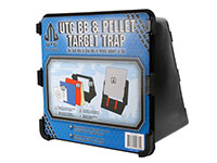 Leapers UTG Accushot Pellet & BB Trap, Ballistic Curtains, Paper Targets, Steel Backer