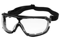 Radians Dagger Goggles, Clear, Anti-Fog