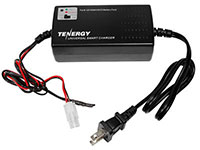 DVD Tenergy Universal Smart Charger With Temperature Sensor for 6V-12V  NiCad & NiMH Batteries