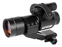 Swiss Arms Red Dot Military Sight, Metal, Weaver/Picatinny Mount