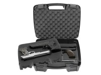 Plano Gun Guard SE Pistol Case, Holds 4 Guns