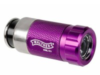 Walther CSL50 Rechargeable LED Flashlight, Pink