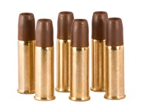WinGun Airsoft Revolver Shells, Fits WinGun Revolvers, 6ct