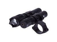 Hawke Sport Optics Tactical Combo Kit, Flashlight, Red Laser