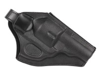 ASG Dan Wesson Right-Hand Holster, Fits Dan Wesson 2.5 inch & 4 inch CO2 Revolvers, Black