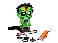 Crosman Zombie Field Target, 4 Kill-Zone Reducers, Reset String