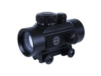 Hawke Sport Optics Red Dot Sight, 5 MOA, 3/8 inch to 11mm Mount