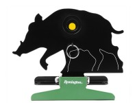 Remington Knockdown Target, Wild Hog, Manual Reset, 2 Kill-Zone Reducers
