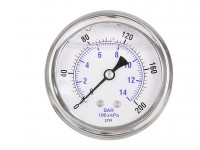 Airburst MegaBoom Replacement Pressure Gauge