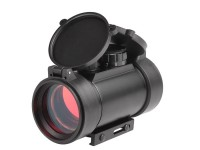 Tech Force 40mm Red Dot Sight, 4.8 MOA, Rheostat, Weaver Mount