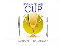 Pyramyd Air Saturday Lunch
