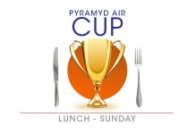 Pyramyd Air Cup Sunday Lunch