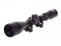 Hatsan Optima 3-9x40 AO Rifle Scope, Mil-Dot Reticle, 1 inch Tube, 11mm Rings