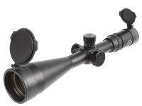 Aeon 10-40x56 AO Classic Rifle Scope, Trajectory Reticle, 1/4 MOA, 30mm Tube