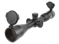 Aeon 8-32x50 AO Classic Rifle Scope, Trajectory Reticle, 1/4 MOA, 30mm Tube