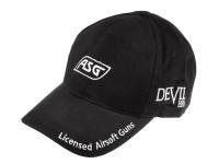 ASG Airsoft Cap, Black