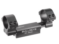 Diana Bullseye ZR 1-Pc Mount, 30mm Rings, 11mm Dovetail, 0.04 inch Droop Compensation, Recoil Compensation