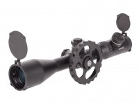 Refurbished Hawke Sport Optics Airmax 3-12x50 AO Rifle Scope, Ill. AMX Reticle, 1/4 MOA, 30mm Tube