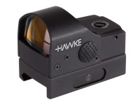 Hawke Sport Optics Reflex Sight, 5 MOA Red Dot, Weaver Mount
