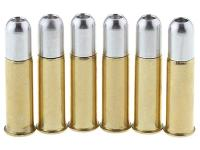 Gletcher SW Pellet Revolver Cartridges, 6ct