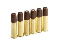 Gletcher CLT BB Revolver Cartridges, 6ct