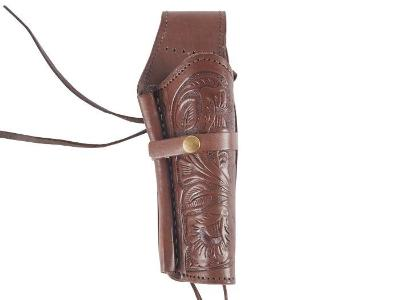 Western Justice Hand-Tooled