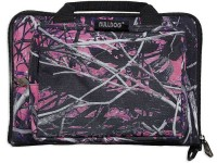 Bulldog Mini Range Bag, Muddy Girl Camo, Pockets, 11 inchx7 inchx2 inch
