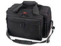 Bulldog Extra Large Range Bag, Pistol Rug, Black, 15 inchx8 inchx10 inch