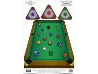 Birchwood Casey Pregame Trick Shot Target, 12 inchx18 inch, 8ct