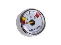 Crosman Benjamin PCP Marauder gauge