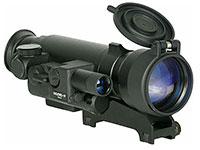 Yukon Night Vision Gear Yukon NVRS Tactical 2.5x50 Night Vision Rifle Scope, Weaver Mount