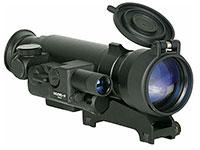 Yukon Night Vision Gear Yukon NVRS Tactical 2.5x50 Night Vision Rifle Scope, Weaver Mount