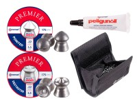 Crosman Shooters Pellet Kit, .22 Caliber