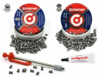 Crosman Shooters Pellet Kit, .177 Caliber