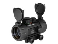 Leapers UTG 30mm Red/Green Dot Sight, Integral Picatinny Mounting Deck