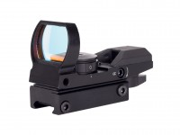 Hatsan Optima 1x22x33 Open Reflex Sight, Weaver