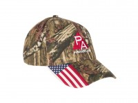 Pyramyd Air Outdoor American Flag Cap