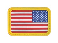 Palco Sports USA Flag Right Arm Patch
