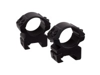 Hawke Sport Optics 1 inch Weaver Medium Match Mount Rings, 2 pc.