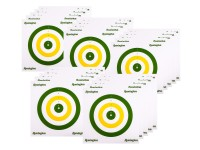 Remington Airgun Cardstock Field Targets, 25-Pack