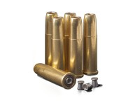 Crosman SNR357 Pellet Revolver Shells, .177 cal, 6ct